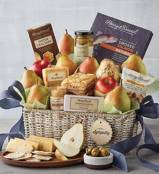 Harry & David® Sympathy Gift Basket