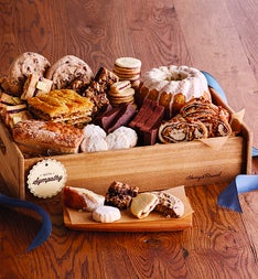 Harry and David Sympathy Bakery Basket