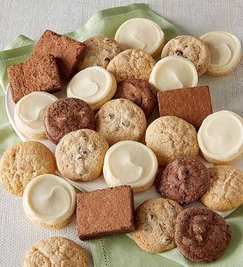 Cheryls Gluten Free Cookies Brownies