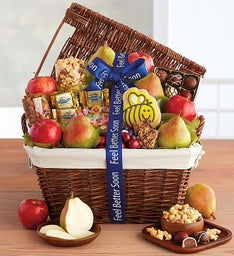 Harry & David Feel Better Fruit & Sweets Basket