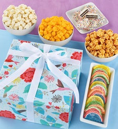 The Popcorn Factory Spring Garden Sampler