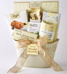 Extending Heartfelt Sympathy Gift Basket