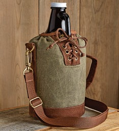 Beer Growler with Tote