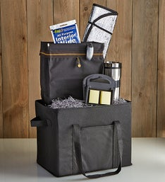Organized-On-The-Go Car Essentials Gift Bag