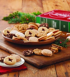 Harry & David® Holiday Cookie Book