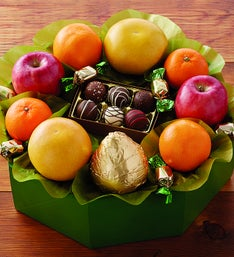 Harry & David® Holiday Fruit Wreath