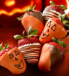 Fannie May® Spooky Chocolate Strawberries