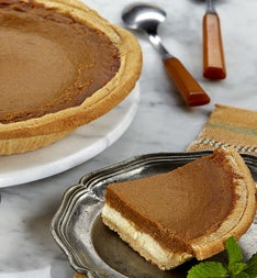 Bake Me A Wish! Pumpkin Cheesecake Pie