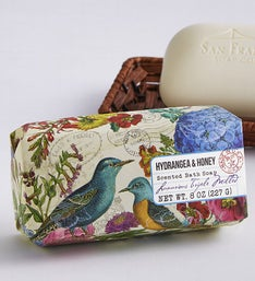 Luxurious Triple Milled Bath Soap