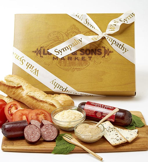 Lucca&Sons® Sympathy Gift Box