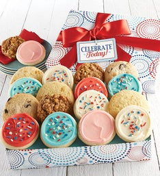 Cheryl's Americana Cookie Box