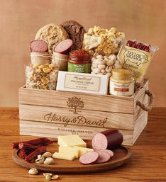 Harry & David Summer Snack Crate