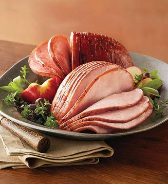 Harry  David Spiral-Sliced Ham and Turkey