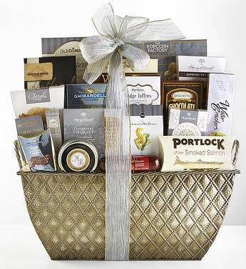 Distinctive Tastes Gourmet Gift Basket