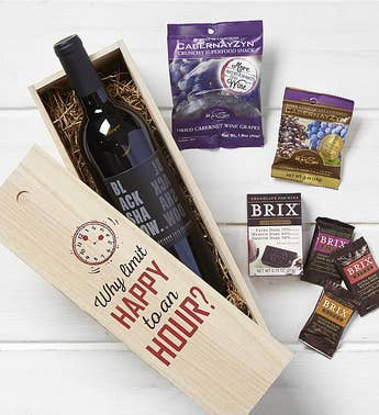 Wine Expressions Wine  Chocolates Crate