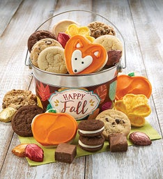Cheryl's Happy Fall Treats Bucket