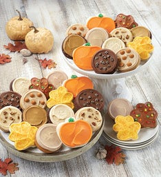 Cheryl's Fall Premier Frosted Cookies  24ct