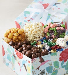 The Popcorn Factory Hummingbird Petite Sampler
