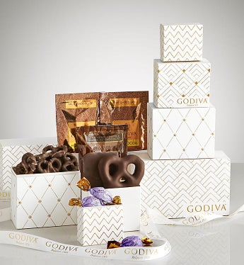 Godiva® Luxurious Chocolate Collection Tower