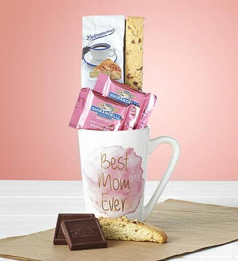 Best Mom Ever! Mother's Day Mug & Sweets Gift