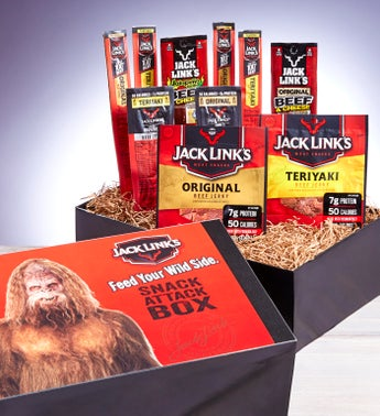 Jack Links Jerky Market Box