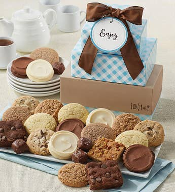Cookie Gift Baskets Cookie And Cake Delivery 1 800