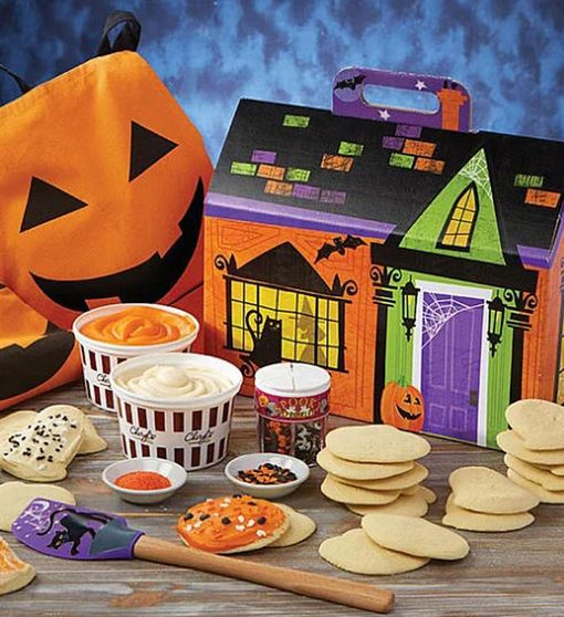 Cheryl's Halloween Cut-out Cookie Decorating Kit