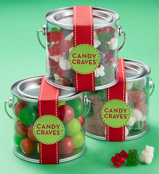 Candy Craves™ Sweet Holiday Treats, set of 3