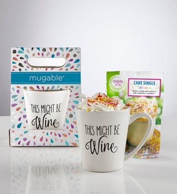 Mugable with Cake Mix