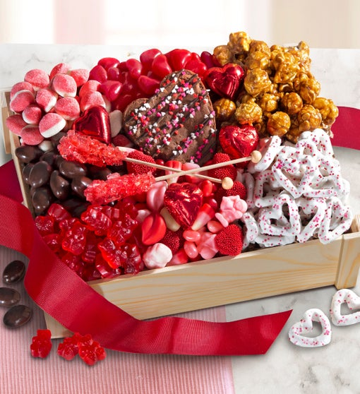 Candy Craves™ Sweet Surprises Valentine Crate