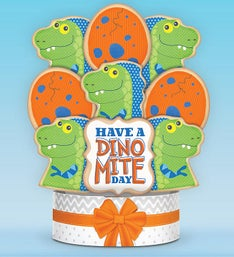 Have a Dino-Mite Day Cookie Bouquet