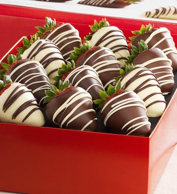 Fannie May Decadent Chocolate Strawberries