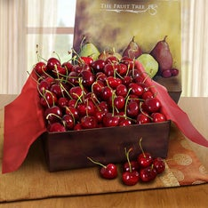 Sweet & Succulent Summer Bing Cherry Gift Box