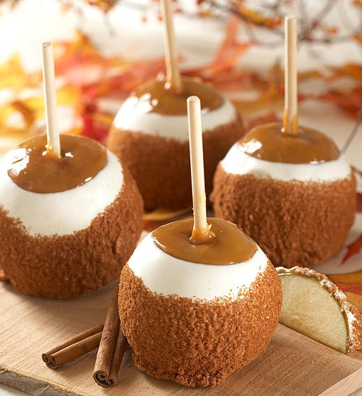 Apple Pie Caramel Apple 4ct
