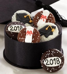 Congrats Graduate Chocolate Dipped OREO® Cookies