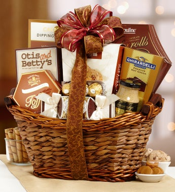 Tranquil Afternoon Gourmet Gift Basket