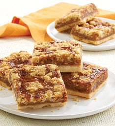 Caramel Apple Bar