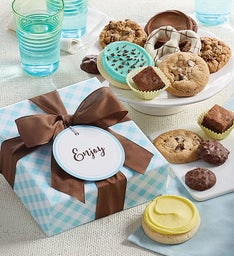 Cheryl39s Treats Gift Box with Message Tag
