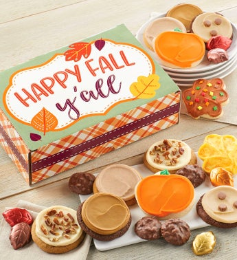 Happy Fall Yall Treats Box