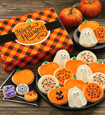 Halloween Gift Boxes - Buttercream Frosted Assortment