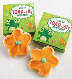 You39re Toad-ally Awesome Cookie Card