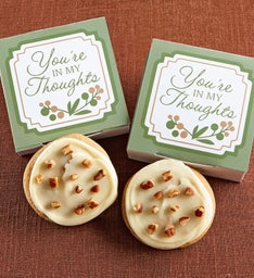 You39re in My Thoughts Cookie Card - Butter Pecan