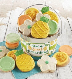 Sweet Summertime Cookie Pail