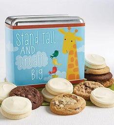 Stand Tall and Dream Big Gift Tin