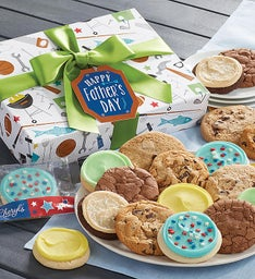 Father's Day Cookie Gift Boxes