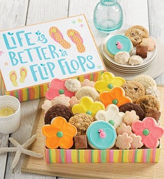 Flip Flop Gift Box - Treats