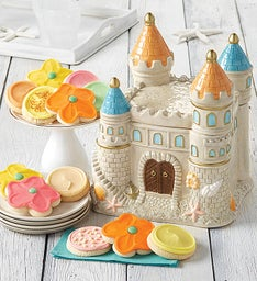 Collector39s Edition Sandcastle Cookie Jar
