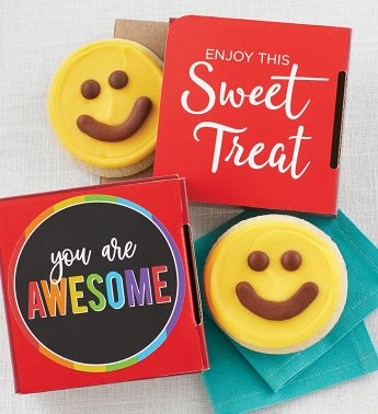 You Are Awesome Cookie Card