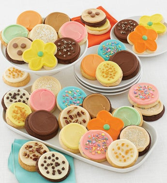 Our Best of Buttercream Cookie Sampler