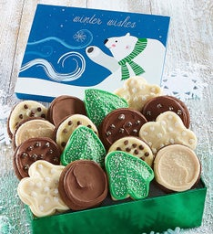 Winter Wishes Cookie Box